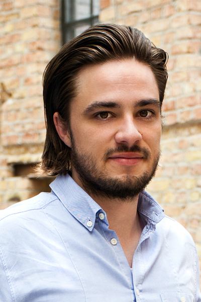 Dominik Rief, Country Head Zalando