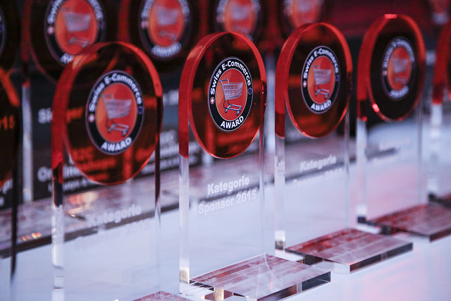 Award Trophaen 2015