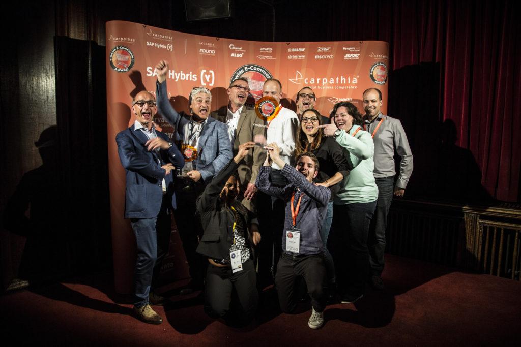 E-Commerce Champion 2016 - Ex Libris AG