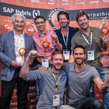 Swiss E-Commerce Champion 2017 Galaxus